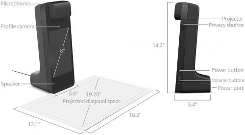 Interactive Projector Design