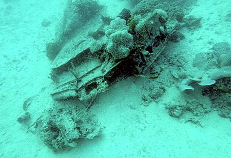 avenger pieces found by bentprop palau