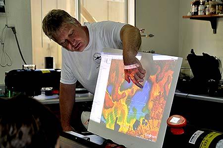 mapping warbird crash sites palau bentprop