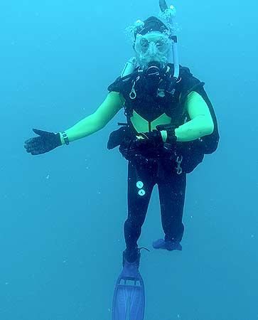 pat scannon of bentrop diving palau searching for MIAs