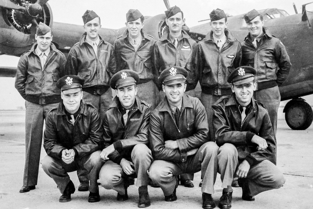 MIA Research - WWII crew of B-24 Bomber 'Heaven Can Wait'