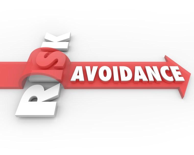 Risk Response of Avoidance