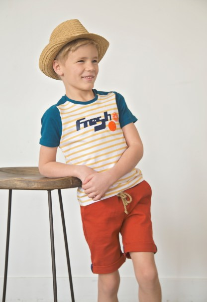 Turnip Up Trousers & Shorts by Petit a Petit & Family for Project Farmer's Market
