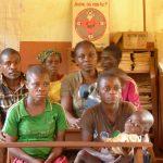 femmes Baka cameroun