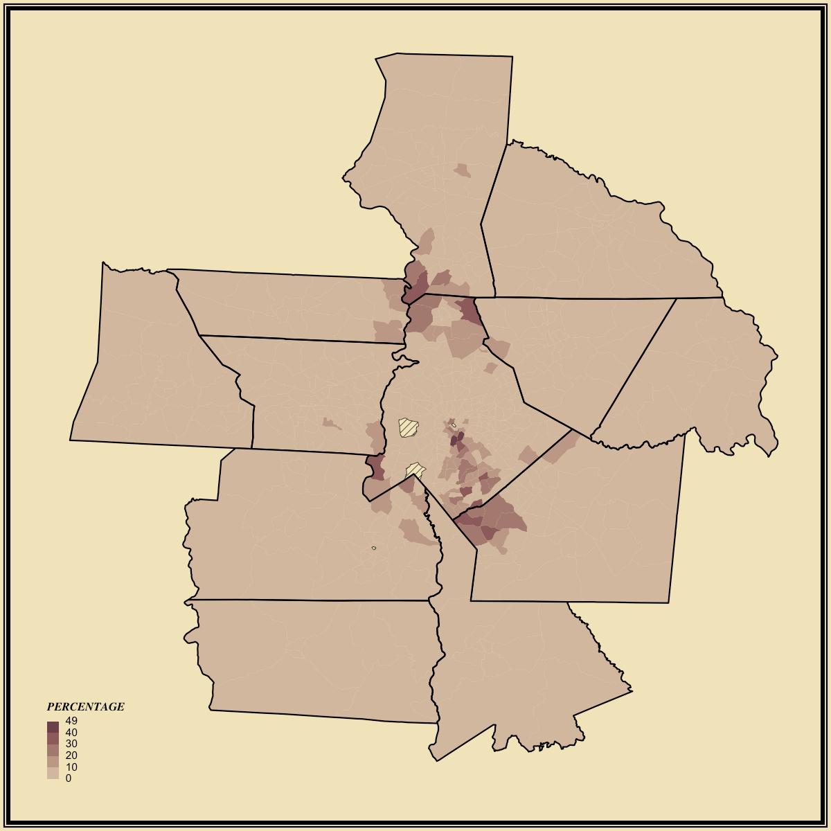 Charlotte Nc Population 2013