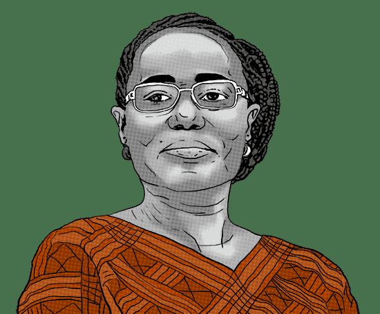 Diputada de la RD del Congo