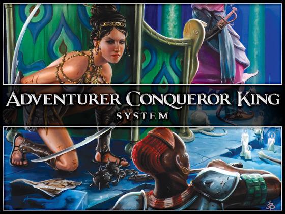 Image result for adventurer conqueror king