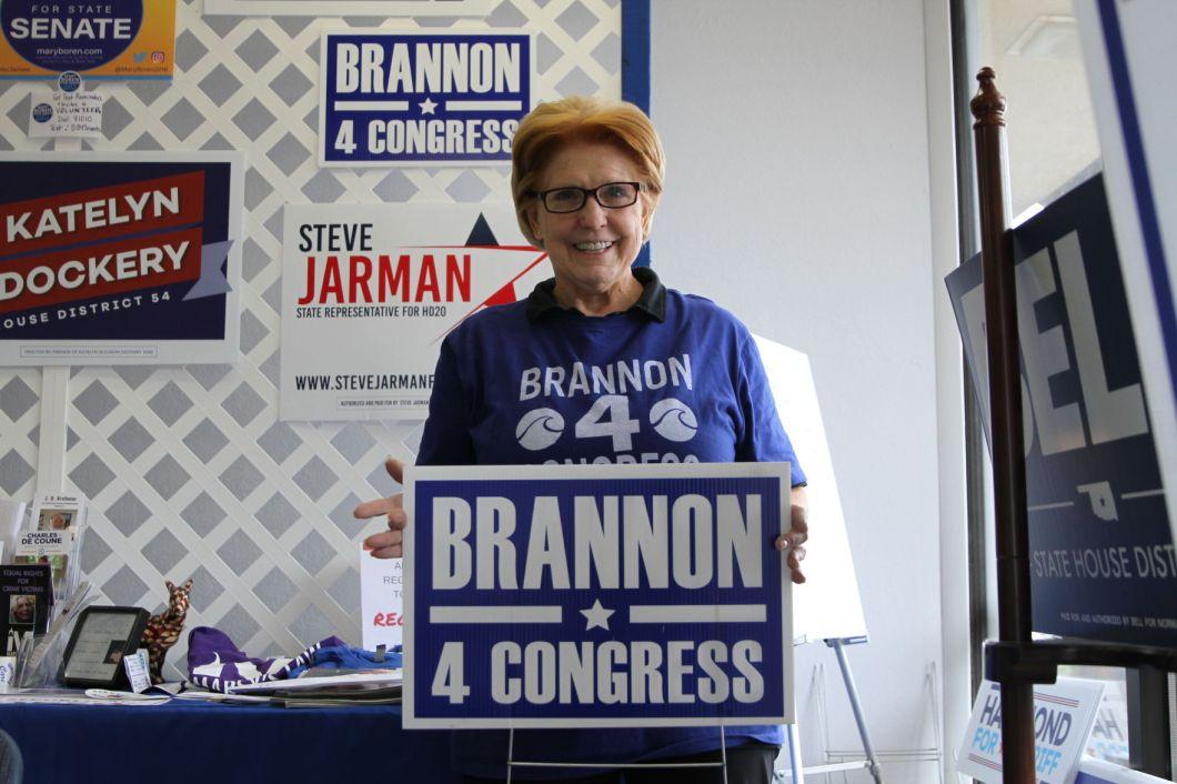 Mary Brannon