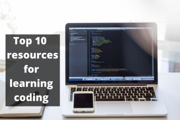 top 10 coding resources