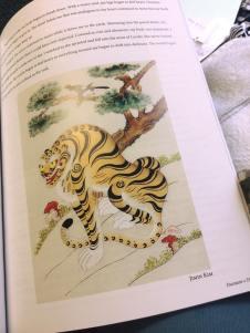 Tiger: symbol of protector