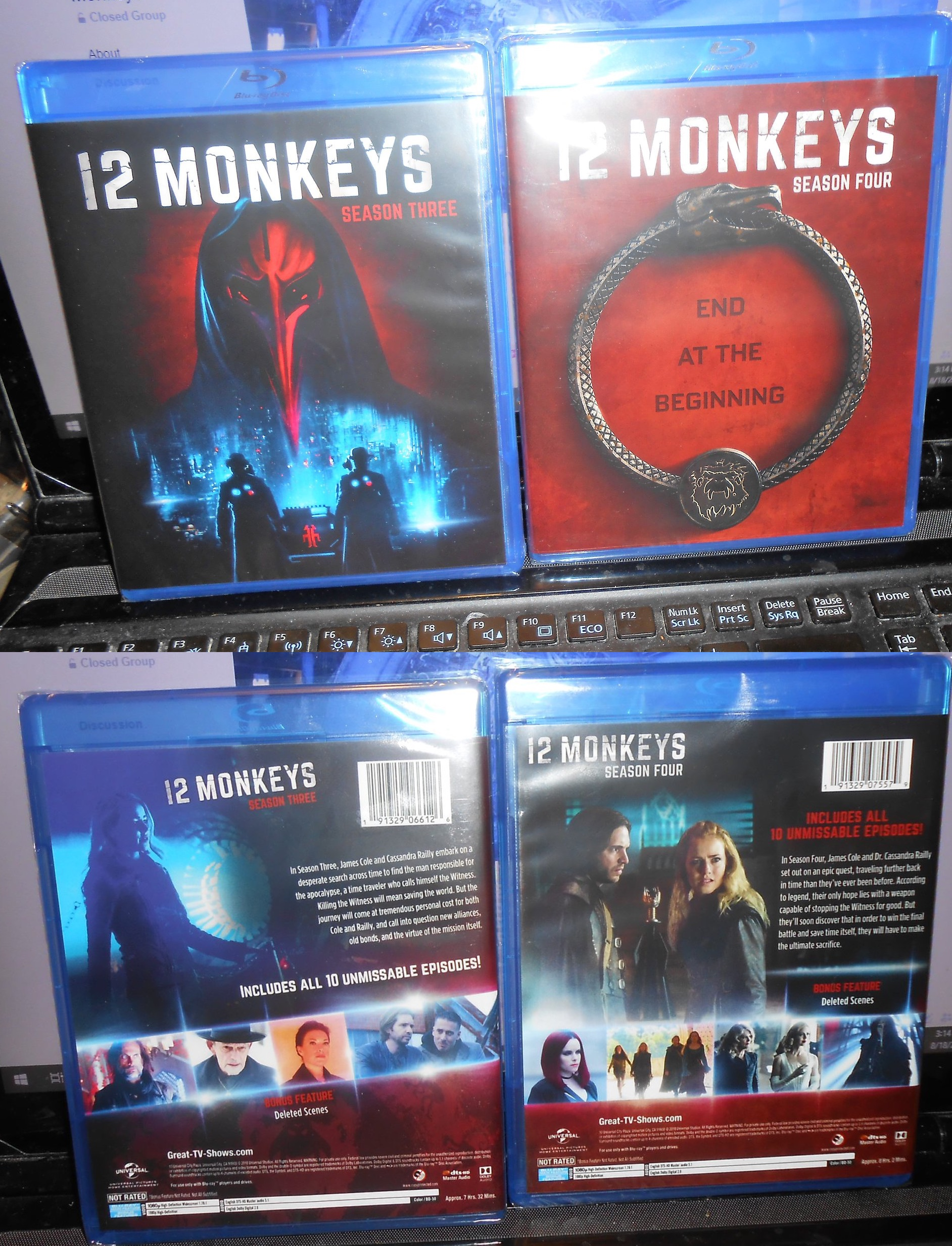 12 monkeys season 2 free download