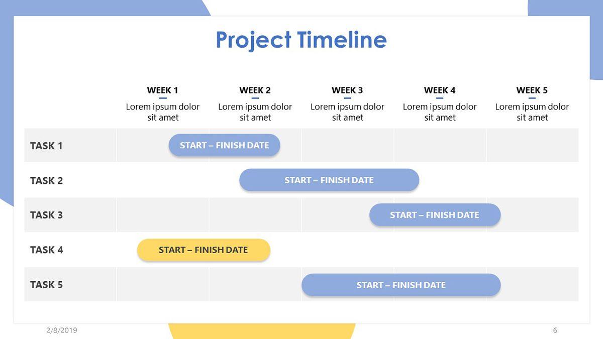 project management timeline template google sheets. 5 Project Timeline Template Google Sheets Update 2021