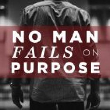 No One Fails on Purpose
