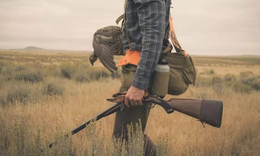 sage grouse hunter