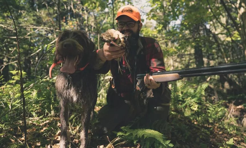 Franchi Instinct bird hunting