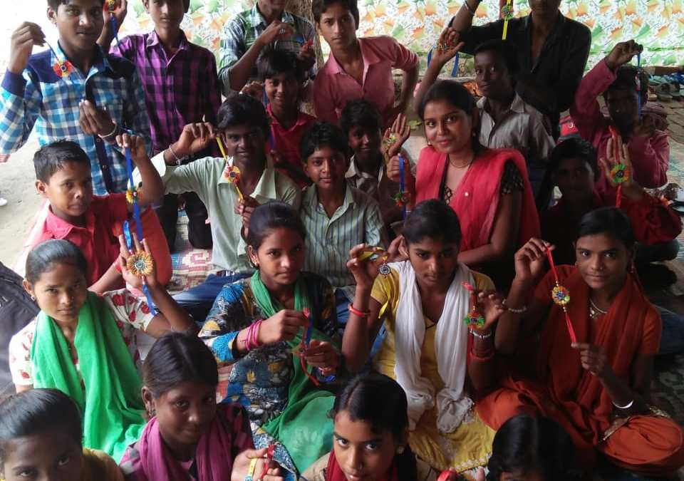 ANOU'S BLOGPart of being a person is about helping others #GivingTuesday#India