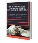 HOW TO START RECHARGE CARD PRINTING BUSINESS WITH CAPITAL OF N3000 ONLY
