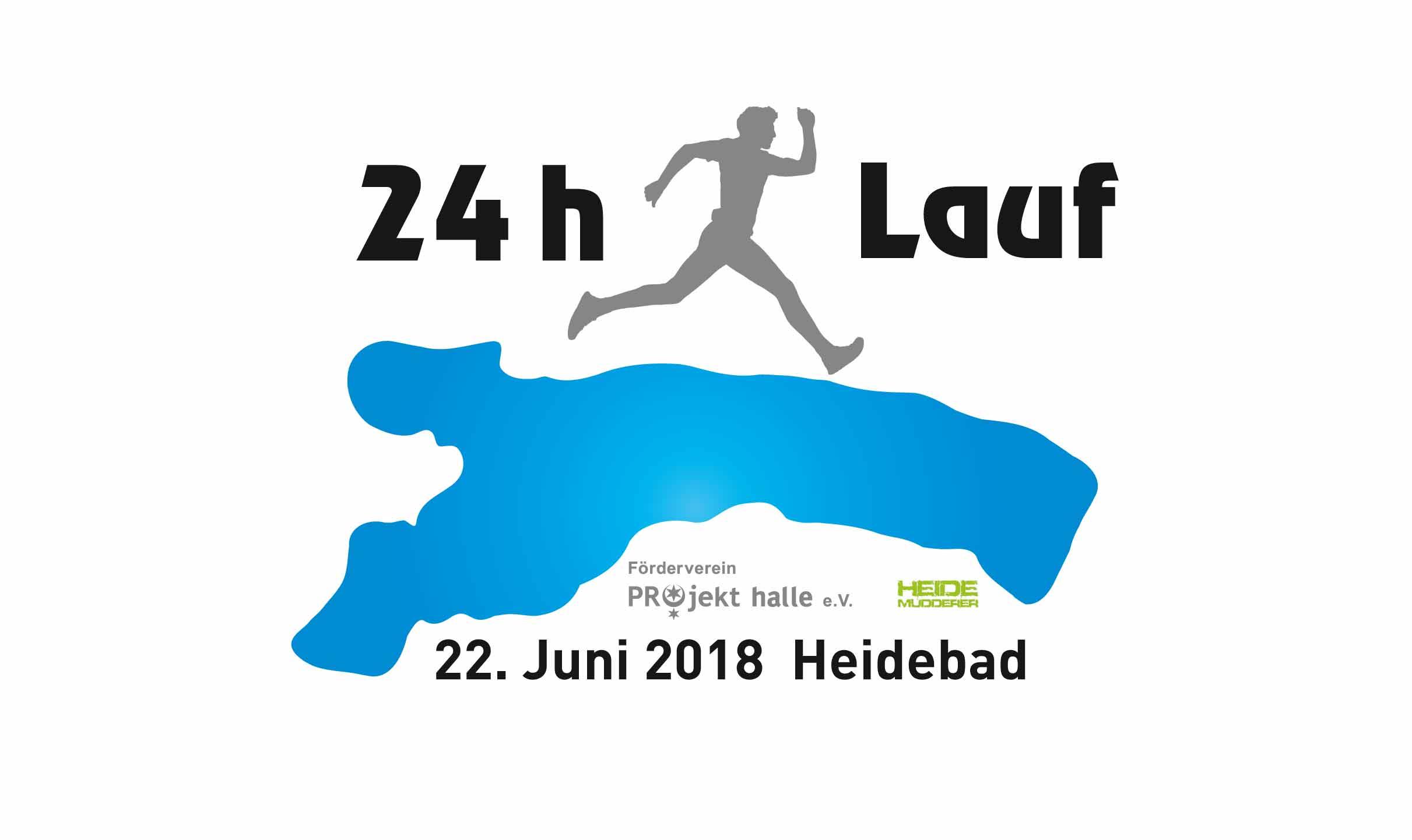 24h Lauf um den Heidesee