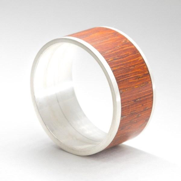 Padauk Wood Ring