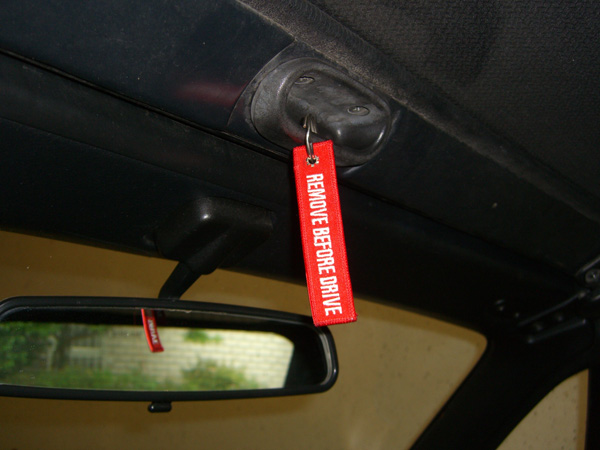 """Remove Before Drive"""