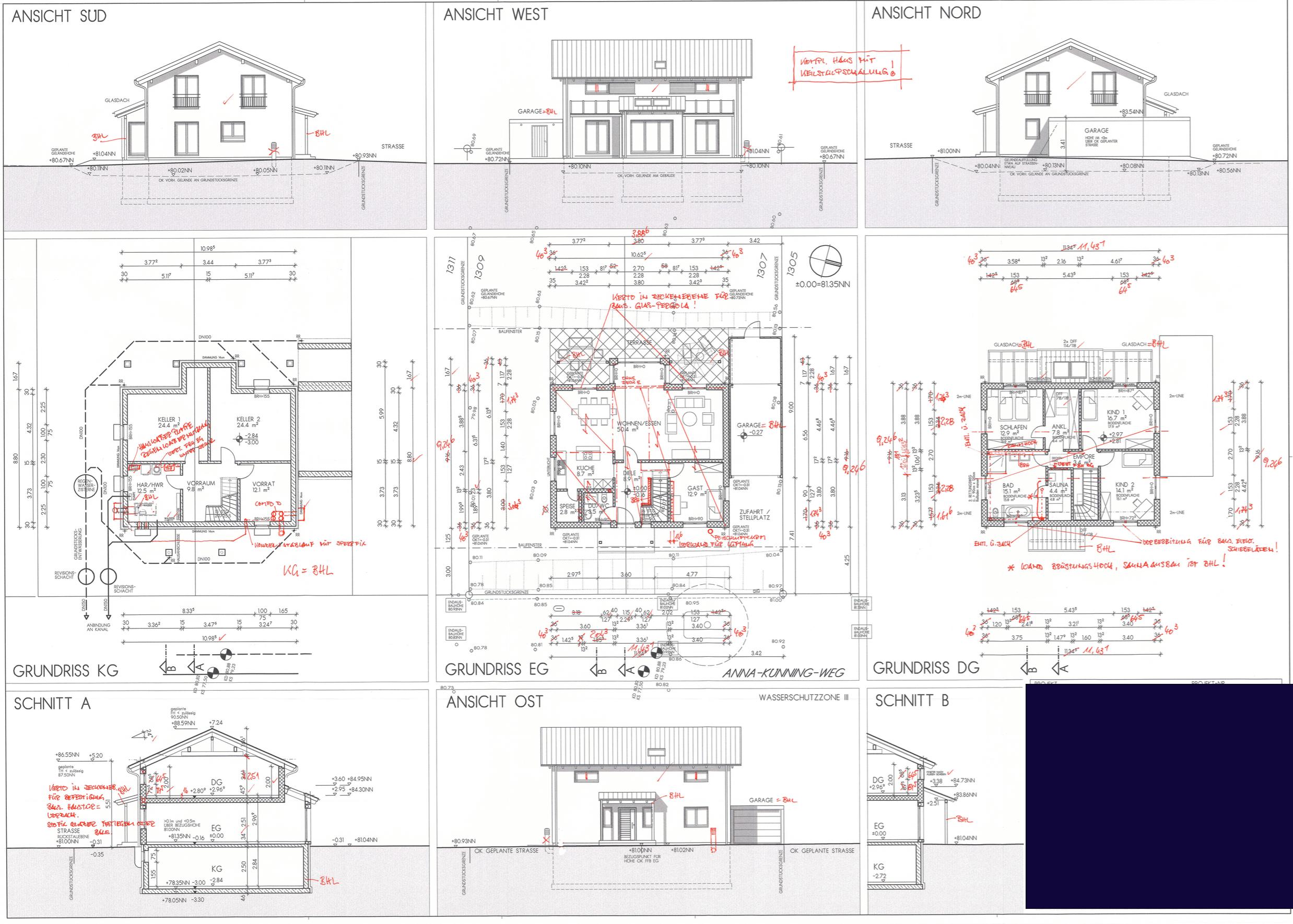 Hauswirtschaftsraum | projekthausbau.de