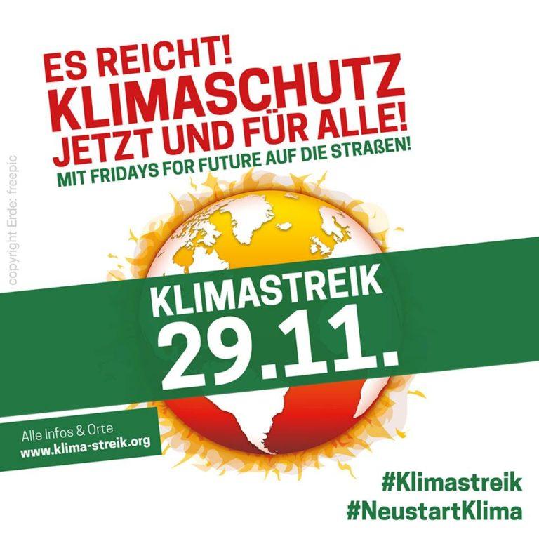 #Klimastreik am 20.9.