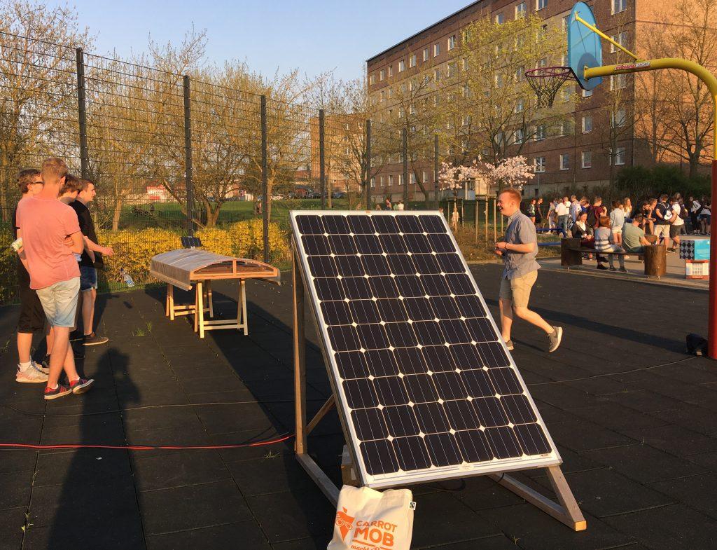 Haben Bürger*innen bei der Energiewende genug Mitsprache?