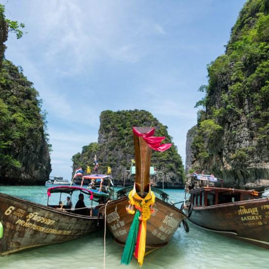 rajskie plaże Tajlandii