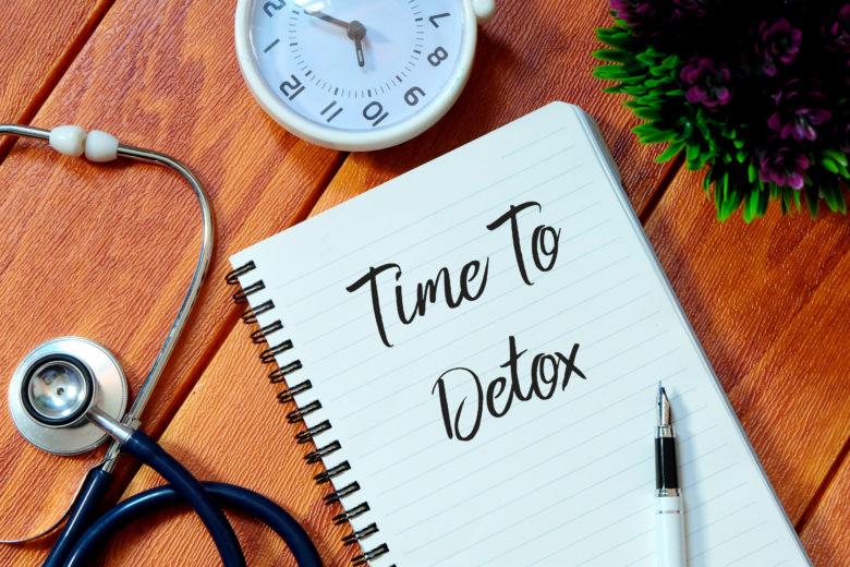 Oto toksemia- potrzebny jest detox