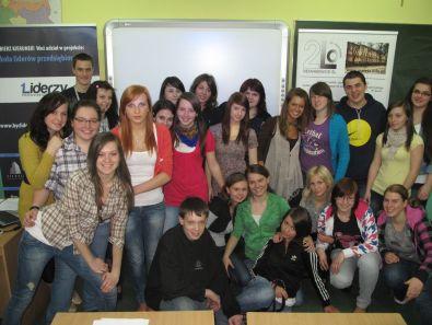Pierwsze spotkanie uczestników Szkoły Liderów Przedsiębiorczości