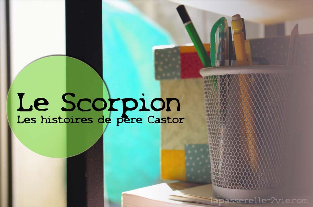 Le scorpion, le rock'n roll version zen