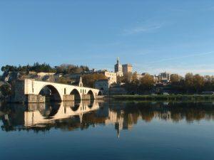 Avignon, la papesse gourmande. Les ballades de Charlie
