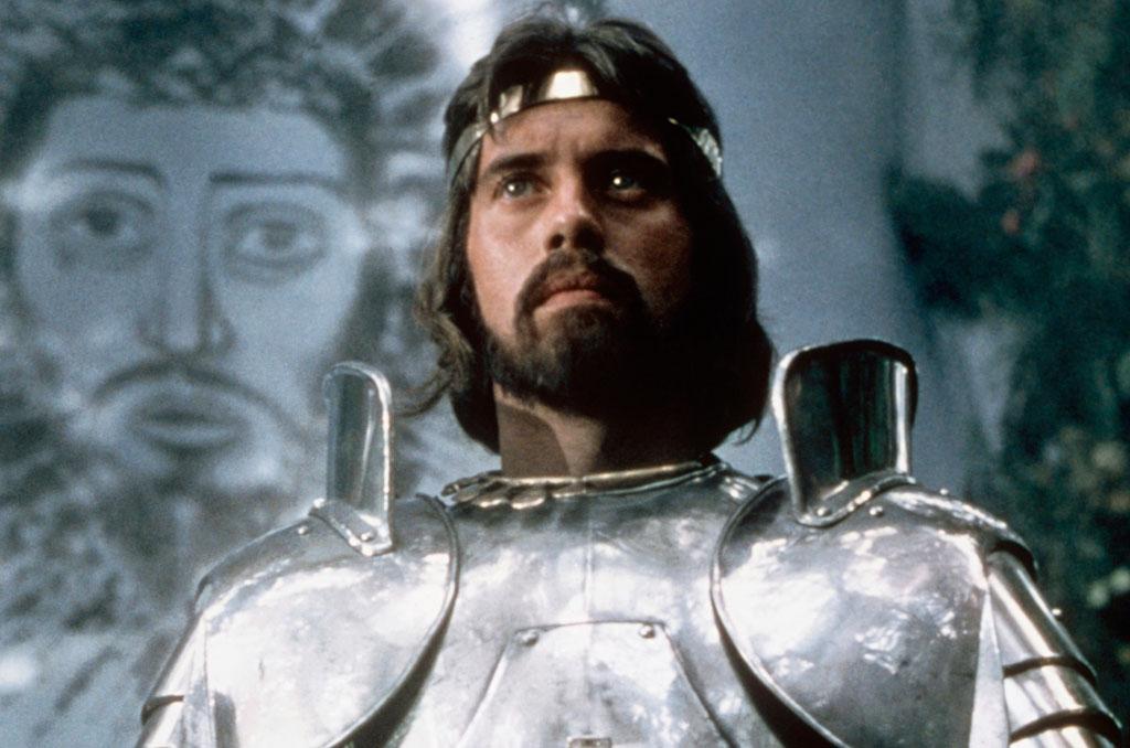 Arthur le Roi noble et serein