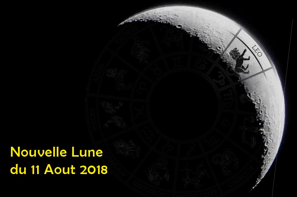 nouvelle lune 11 aout 2018