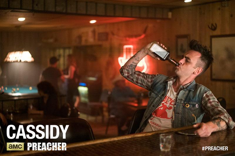 Cassidy série preacher