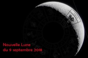 Nouvelle Lune 09 Septembre. Féminine & active !