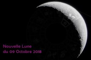 Nouvelle Lune Octobre 2018 – Solitude et Discipline