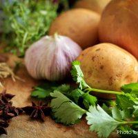 Epluchures et légumes du marché, des trésors de santé