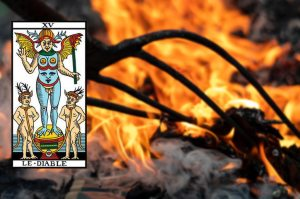 le-diable-arcane-15-tarot