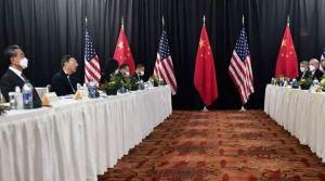 Sommet Alaska Chine US