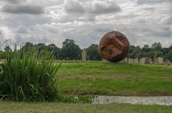 Monde sculpté