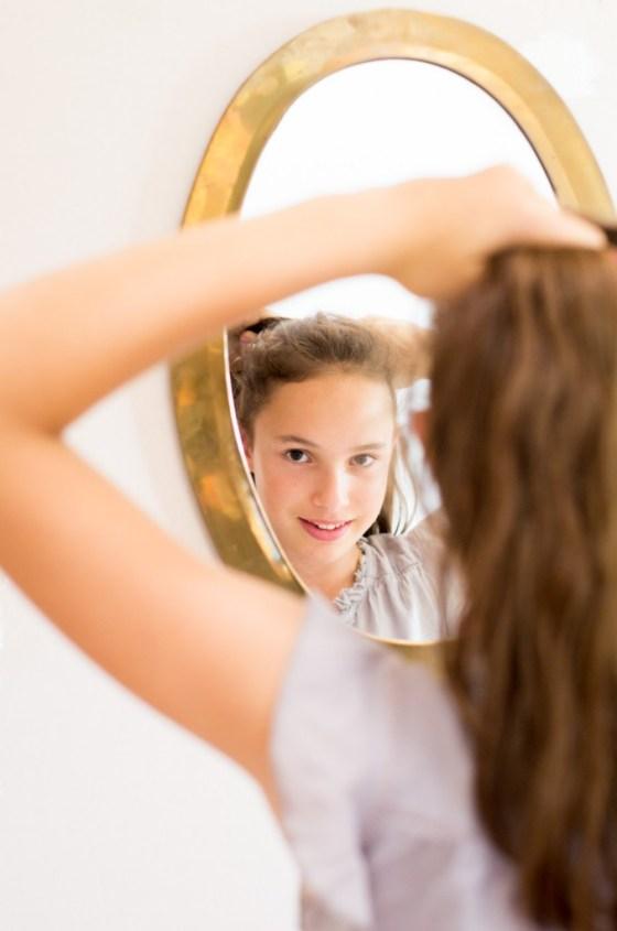 Miroir, miroir, ...