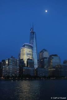 Freedom Tower de nuit