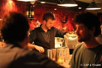 Kevin le barman