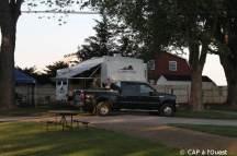 Camping à l'américaine