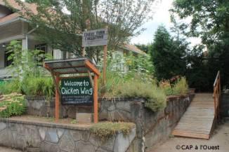 L'un des 17 jardins de Urban Farm Collective