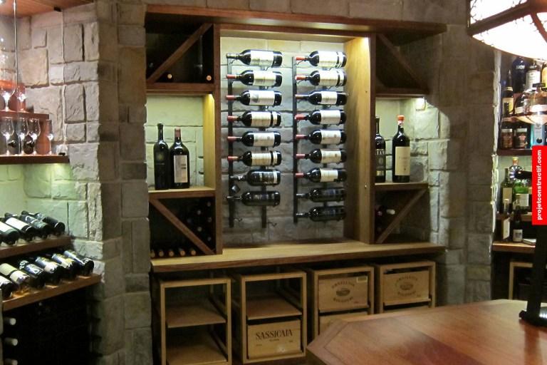 Cave à vins Cellier