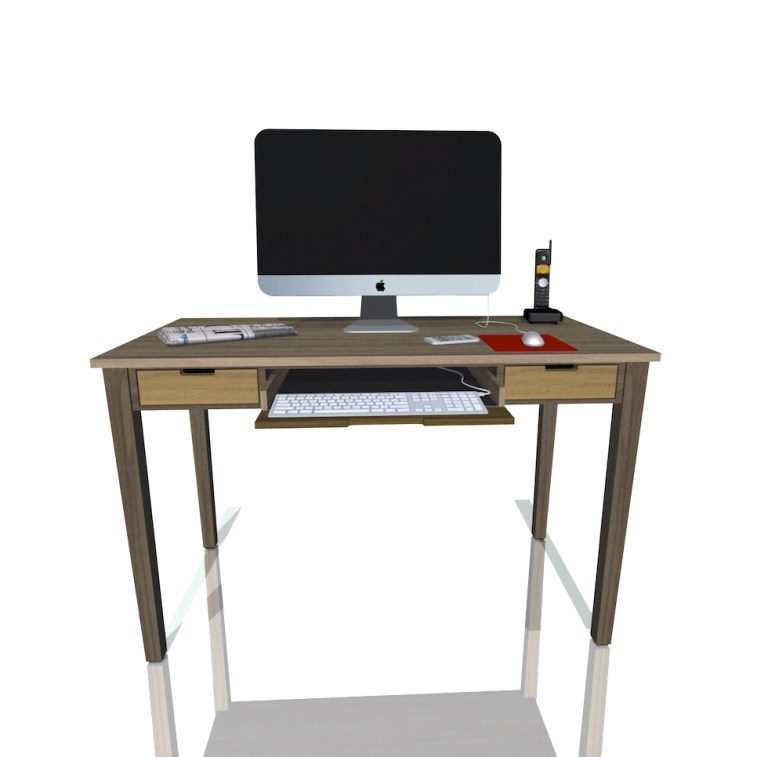 Bureau_travail_working desk_3D