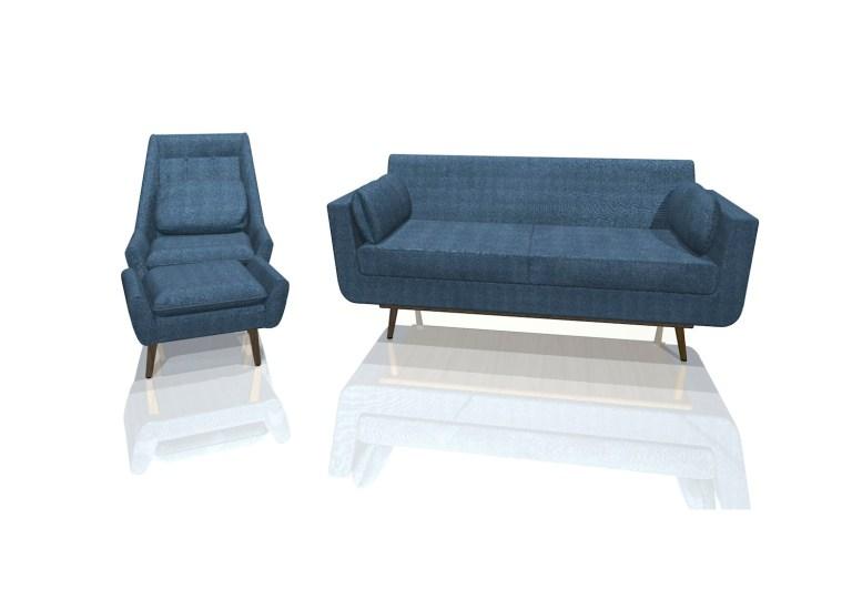 Mobilier_salon_3D_livingroom_modular