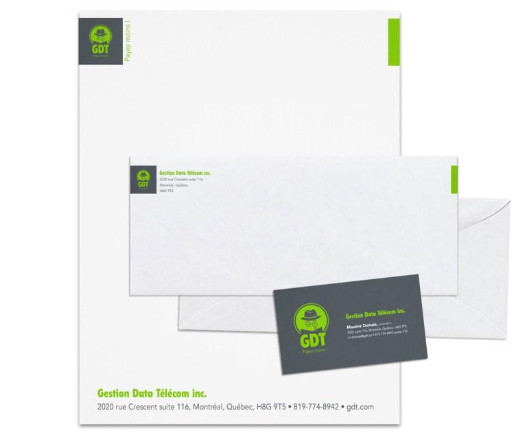 Design graphique. Image montrant outils graphiques d'une entreprise de comptabilité. Accountant graphic production.